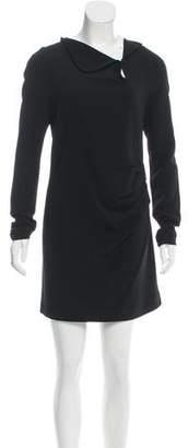 Roland Mouret V-Neck Shift Dress