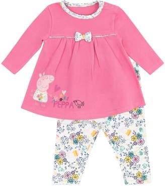 Peppa Pig Baby Girls' Dress Set