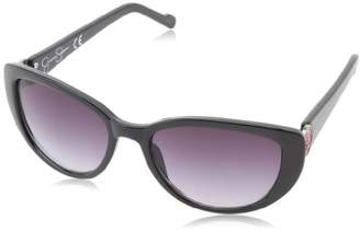 Jessica Simpson Women's J5074 OX Cat Eye Sunglasses