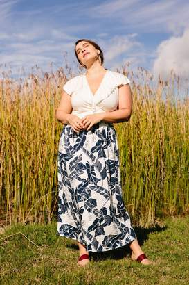 Rachel Pally Slim Skirt WL Print