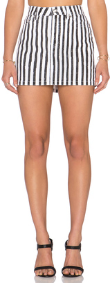 Marc by Marc Jacobs Icon Mini Skirt $178 thestylecure.com