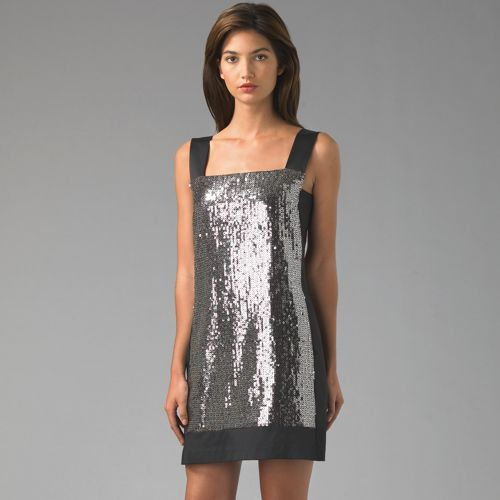 Nanette Lepore Twilight Sequin Mini Dress