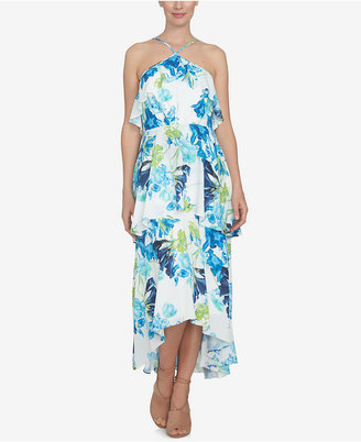 CeCe High-Low Midi Dress $169 thestylecure.com