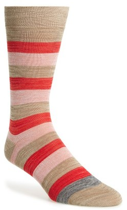 Men's Paul Smith Spaceman Stripe Socks $30 thestylecure.com