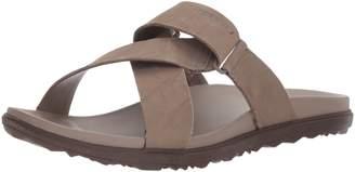 Merrell Women's Around Town Sunvue Slide Flat Sandals
