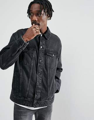 Cheap Monday C/O Post Consumer Waste Recycled Denim Jacket