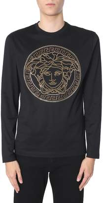 Versace long sleeved t-shirt