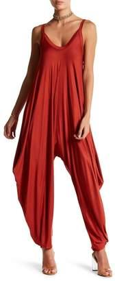 OOBERSWANK Sleeveless Drop Jumpsuit