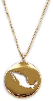 Cristina Ramella World Inspired Jewelry Mexico Pendant Necklace