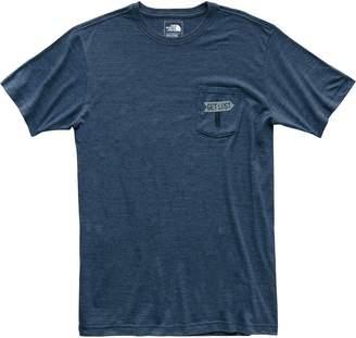 The North Face Tri-Blend Trucks Pocket T-Shirt - Men's