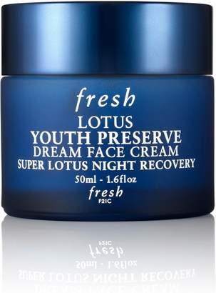 Fresh R) Lotus Youth Preserve Dream Face Cream