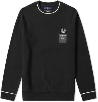 Fred Perry x Art Comes First Pique Sweat
