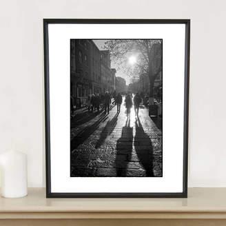 PAUL COOKLIN Norwich High Street Photographic Art Print