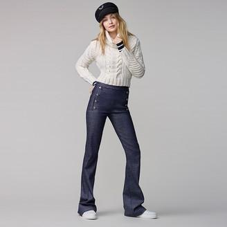 Roll Neck Sweater Gigi Hadid $225 thestylecure.com