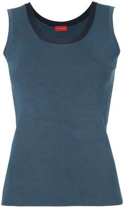 TOMORROWLAND ribbed knit vest