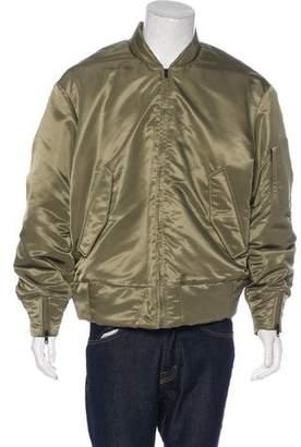 Yeezy Woven Bomber Jacket