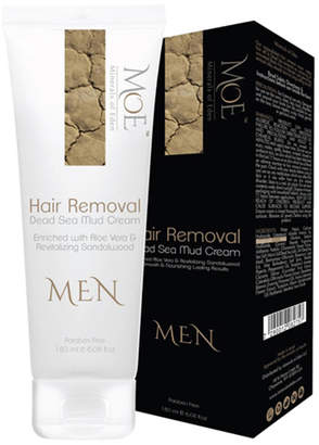 Minerals Of Eden Dead Sea Mineral Hair Removal Cream for Men
