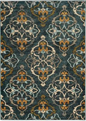 "Oriental Weavers Sedona 6368B 5'3"" x 7'6"" Area Rug"