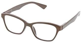Cat Eye Peepers Women's Glitz and Glam - 2521150 Cateye Reading Glasses