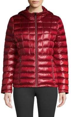Calvin Klein Packable Down Puffer Coat