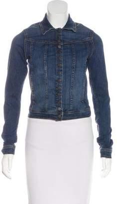 Joe's Jeans Denim Cropped Jacket