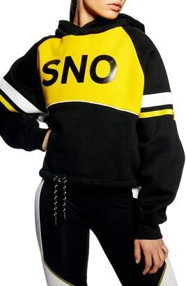 Topshop Sno Hoodie