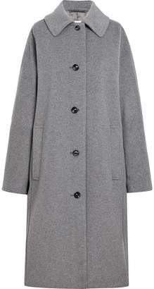 MACKINTOSH Light Grey Wool & Cashmere Coat LM-079F