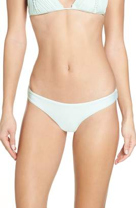 6d045def0c at Nordstrom · Pilyq Ruched Bikini Bottoms