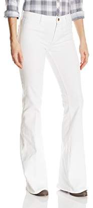 MiH Jeans Women's Marrakesh High Rise Kick Flare