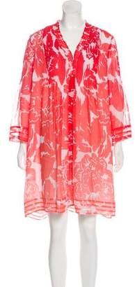 Diane von Furstenberg Layla Silk Dress