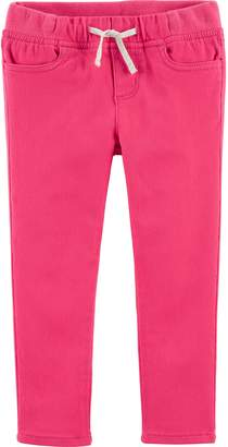 Osh Kosh Oshkosh Bgosh Toddler Girl Pink Jeggings