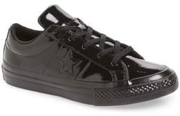 Converse One Star(R) Patent '90s Sneaker