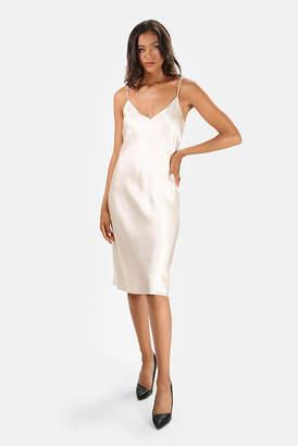 L'Agence Jodie Slip Dress
