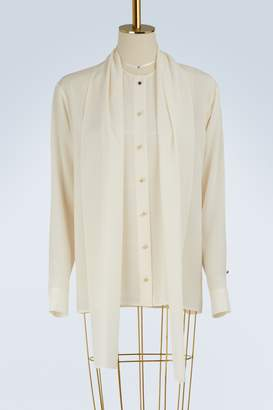 Stella McCartney Zuzanna silk shirt