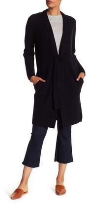 Vince Wool & Cashmere Blend Front Tie Cardigan