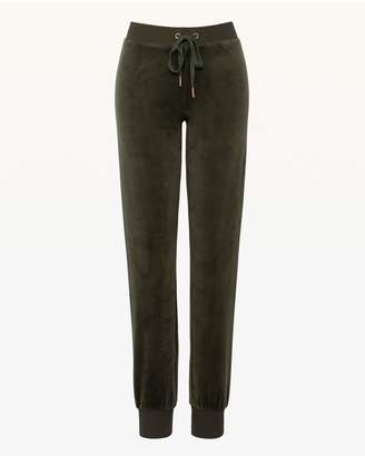 Juicy Couture Ultra Luxe Velour Zuma Pant