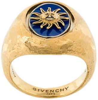 Givenchy sun moon ring