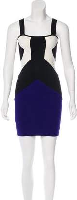 French Connection Mini Bodycon Dress