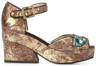 Figue Ary heeled sandals