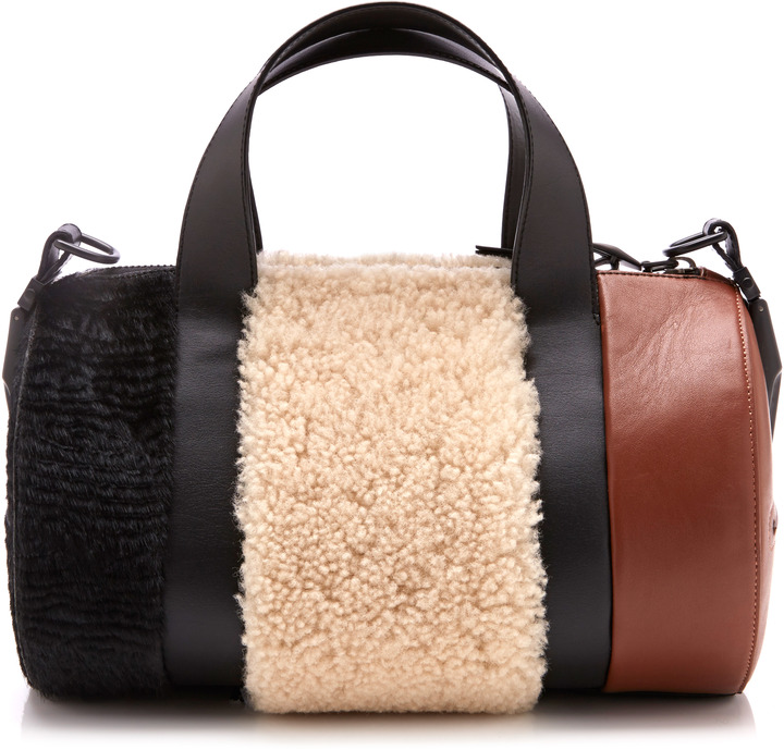 Opening Ceremony Syd Small Satchel In Natural