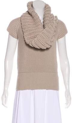 Gucci Virgin Wool Knit Top
