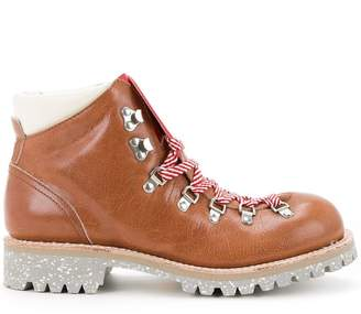 Undercover mountain boots