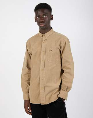 Thomas Laboratories Lois Jeans Cord Shirt Tan
