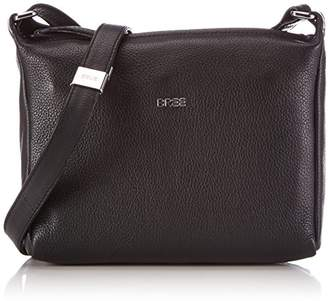 Bree Women 206002_26x7x20 cm (B x H x T) Top-handle Bag Black Size: 26x7x20 cm (B x H x T)