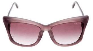 Tom Ford Lana Gradient Sunglasses