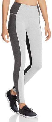1bbd9404d9 ... Gaiam X JESSICA BIEL Houston Color-Block Ankle Leggings