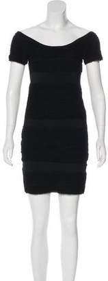 Rag & Bone Mini Bodycon Dress