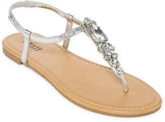 MIXIT Mixit Jewel Strap Sandals