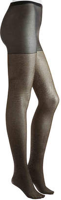 Via Spiga Soft Shimmer Tights - Women's
