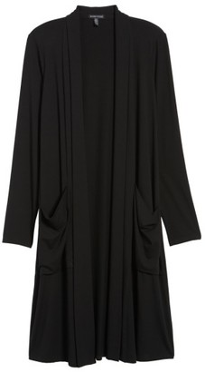 Women's Eileen Fisher Long Jersey Cardigan $218 thestylecure.com